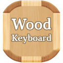 Wood Keyboard 1.2 for Android